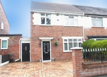 Thumbnail 3 bed semi-detached house to rent in Sterndale Road, Davenport, Stockport, Cheshire
