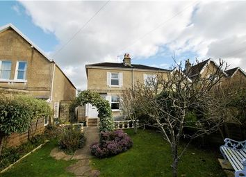 Thumbnail 2 bedroom semi-detached house for sale in The Normans, Bathampton, Bath, Somerset