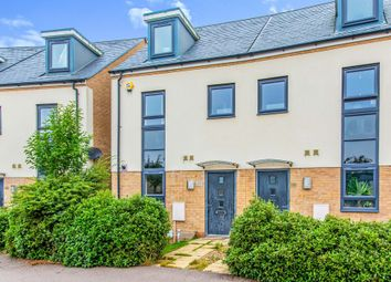 Thumbnail 3 bed semi-detached house for sale in Summers Hill Drive, Papworth Everard, Cambridge