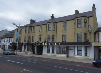 Thumbnail Hotel/guest house to let in Avoca Hotel, 93-97 Central Promenade, Newcastle, County Down