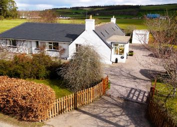 Thumbnail 4 bed cottage for sale in Rafford, Forres