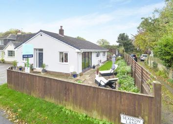 Thumbnail 4 bed bungalow for sale in Sexhow Lane, Hutton Rudby, Yarm, North Yorkshire