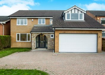 Thumbnail 5 bed detached house for sale in Strettea Lane, Higham, Alfreton