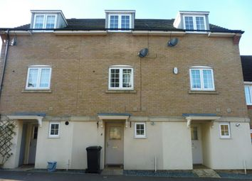 Thumbnail 4 bed terraced house to rent in Basil Drive, Downham Market