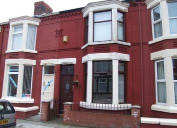 Thumbnail 3 bed terraced house to rent in Ennismore Road, Old Swan, Liverpool
