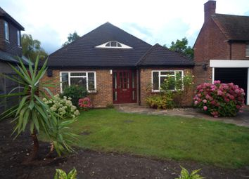 Thumbnail 3 bed bungalow to rent in Cornwall Road, Sutton
