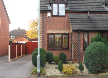 Thumbnail 2 bed semi-detached house to rent in Croft Court, Edenthorpe, Doncaster, South Yorkshire