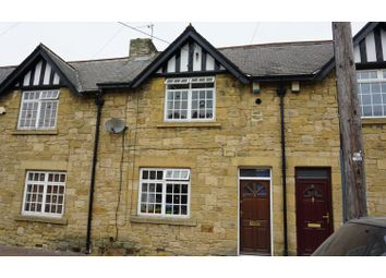 Thumbnail 2 bed terraced house for sale in Grove Cottages, Chester Le Street