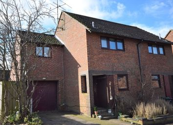 Thumbnail 3 bedroom semi-detached house for sale in Loompits Way, Saffron Walden