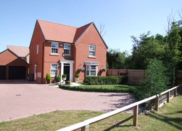 Thumbnail 4 bedroom detached house for sale in Gilbert Road, Saxmundham