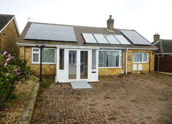 Thumbnail 5 bed detached bungalow for sale in Lincoln Road, Metheringham, Lincoln