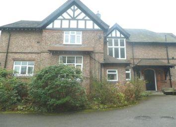 Thumbnail 2 bed flat to rent in Lyndhurst, Bentinck Road, Altrincham