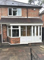 Thumbnail 3 bedroom semi-detached house to rent in Quinton Road, Harborne, Birmingham