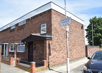Thumbnail 2 bed end terrace house for sale in Empress Avenue, London