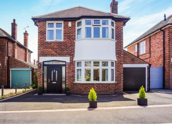 3 bed detached house for sale in Brendon Drive, Wollaton, Nottingham NG8