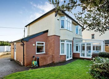 Thumbnail 3 bed detached house for sale in Bartows Causeway, Tiverton