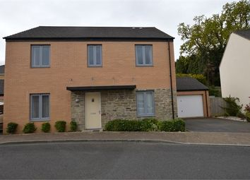 Thumbnail 4 bed detached house for sale in Orleigh Cross, Newton Abbot, Devon.