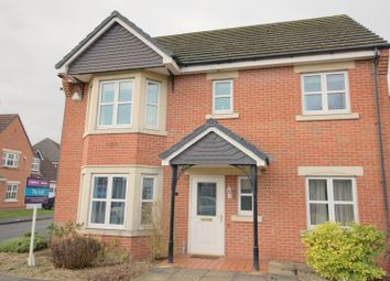 Thumbnail 4 bedroom detached house to rent in Osiers Close, Allestree, Derby