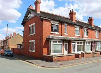 Thumbnail 3 bed terraced house for sale in New Street, Uttoxeter