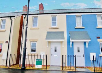 Thumbnail 2 bed semi-detached house to rent in Heol Stradling, Coity, Bridgend