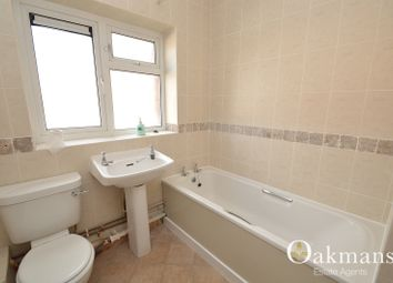 Thumbnail 2 bed flat to rent in Tugford Road, Birmingham, West Midlands.