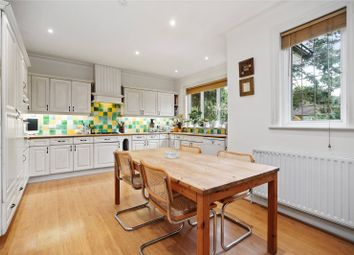 Thumbnail 4 bed flat for sale in Curzon Road, Weybridge, Surrey