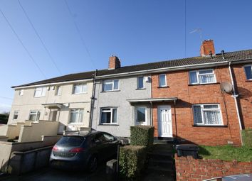 Thumbnail 2 bed terraced house for sale in Martock Road, Bedminster