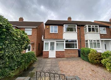 3 bed semi-detached house to rent in Elmstead Avenue, Sheldon, Birmingham B33