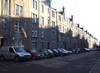 Thumbnail 1 bedroom flat to rent in Baldovan Terrace, Dundee, 6Nh