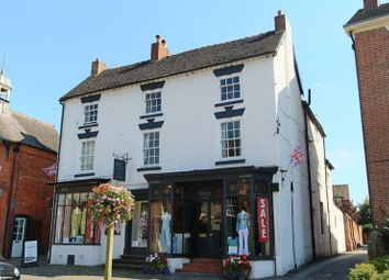 Thumbnail 2 bed flat for sale in High Street, Eccleshall, Stafford