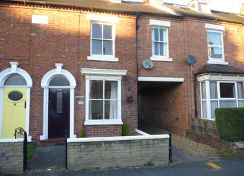 Thumbnail 3 bedroom terraced house to rent in The Burgage, Market Drayton, Shropshire