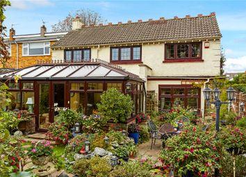 Thumbnail 3 bed detached house for sale in Old Bridge Lane, Epsom, Surrey