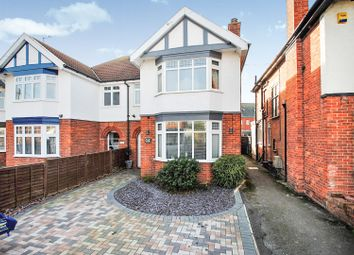 Thumbnail 3 bed semi-detached house for sale in Berrow Road, Burnham-On-Sea