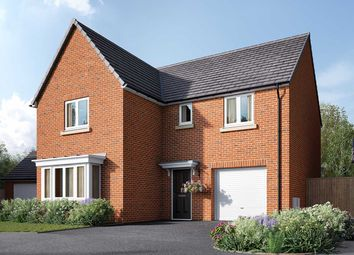 "Thumbnail 4 bed detached house for sale in ""The Grainger"" at Poppy Drive, Sowerby, Thirsk"