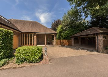 Thumbnail 4 bed detached house for sale in West Common, Harpenden, Hertfordshire