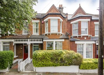 Thumbnail 5 bedroom terraced house for sale in Hambalt Road, Clapham, London