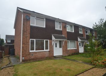 Thumbnail 3 bed end terrace house to rent in Cavendish Close, Romsey