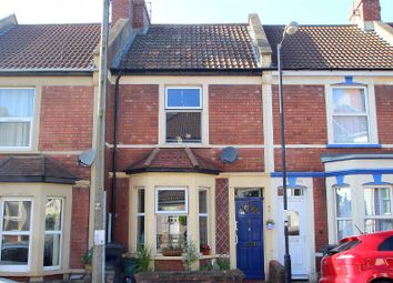 Thumbnail 3 bed terraced house for sale in Aubrey Road, Bedminster, Bristol