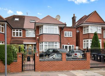 Thumbnail 7 bedroom semi-detached house for sale in The Avenue, Brondesbury Park