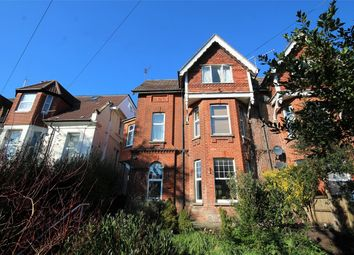 Thumbnail 3 bedroom flat for sale in 442 Christchurch Road, Bournemouth, Dorset