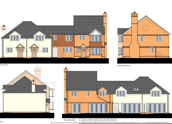 Thumbnail 2 bed semi-detached house for sale in Holmes Field, Main Road, Bentley, Farnham