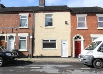 Thumbnail 2 bedroom terraced house for sale in Normacot Road, Longton, Stoke-On-Trent