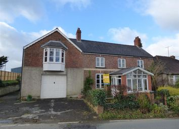 Thumbnail 4 bed detached house for sale in Greenhill, Clarbeston Road, Haverfordwest
