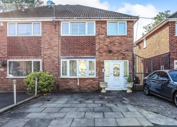Thumbnail 3 bedroom semi-detached house for sale in Cedars Avenue, Acocks Green, Birmingham