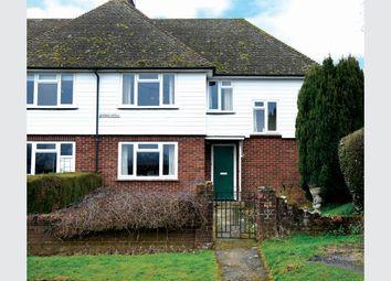 Thumbnail 3 bed semi-detached house for sale in 1 Heathfield Cottages, Furnace Lane, Nr Tonbridge, Kent
