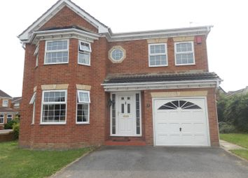 Thumbnail 5 bedroom detached house for sale in Burnleys Court, Methley, Leeds