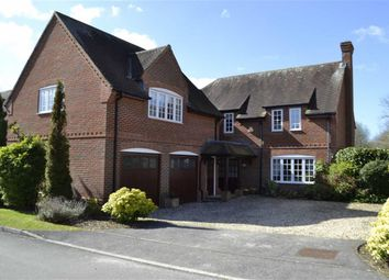 Thumbnail 5 bedroom detached house for sale in Palmers Yard, Ecchinswell, Berkshire