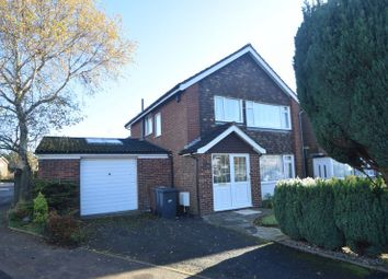 Thumbnail 4 bed detached house to rent in Birchen Grove, Luton