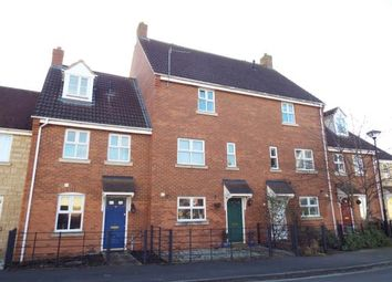 Thumbnail 3 bed terraced house for sale in Mayfly Road, Oakhurst, Swindon, Wiltshire