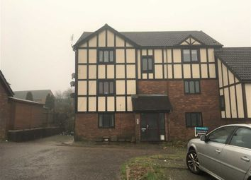 Thumbnail 1 bed flat for sale in Cranmer Court, Swansea